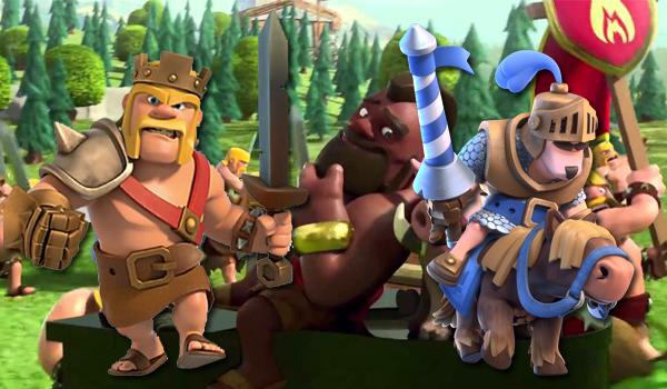 2 validi motivi per preferire Clash of Clans a Clash Royale!
