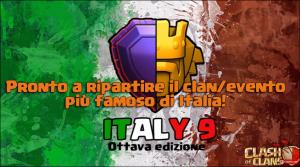 italy9 - Gli Italy9 stanno per tornare: pronti per una nuova scalata