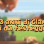 3 anni di clan war e AGGIORNAMENTO che si avvicina! | Arrivano nuovi eventi!