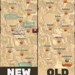 Modifiche alla mappa dei Goblin!