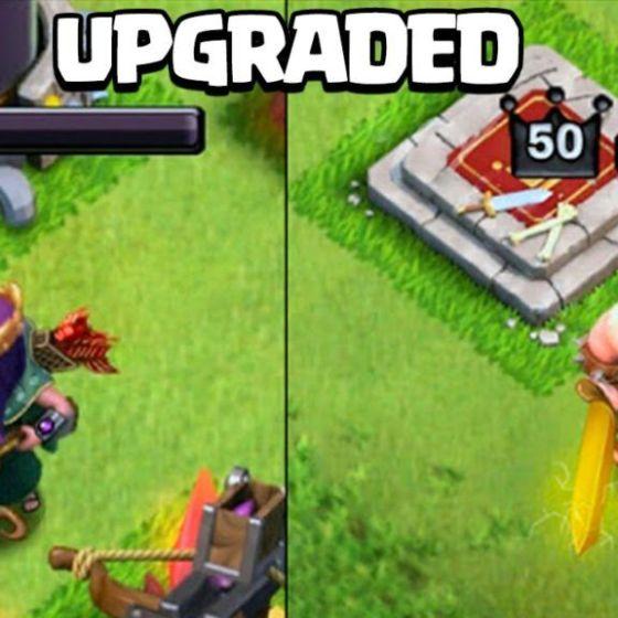 eroi livello 50 clash of clans 1024x576 - Guida al farming: come fare tante risorse con eroi in up!