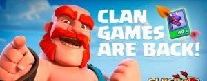 clan games radar 758x297 1 - Giochi del Clan 16-20 Marzo: Supercell cambia i premi!