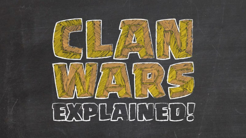 Guida alle guerre tra clan di Clash of Clans Parte 1: i preparativi