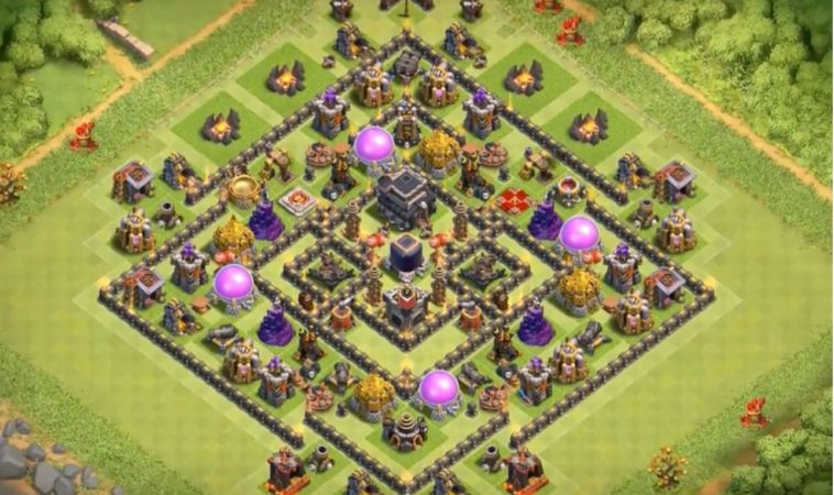 5 Layout Maggio [TH9 FARMING]