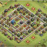 Migliori layout del TH12 [War e Farming]