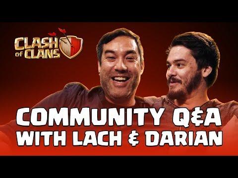 0 14 - Clash of Clans Video: Domanda e risposta con Darian e Lach [Q&A]