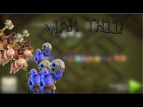 [VIDEO]DOMATORI{Ecc Italy FW}|WAR TH11 #6 |CLASH OF CLANS ITA|