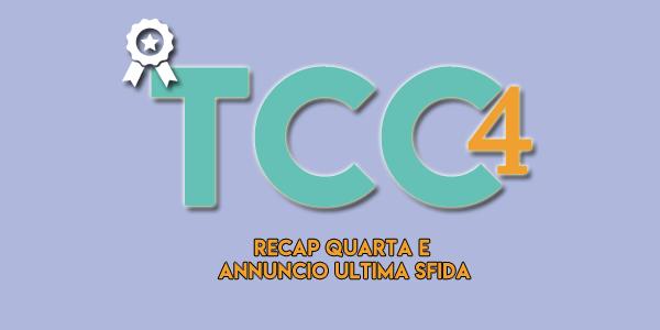 TCC4: recap quarta e annuncio ultima sfida su Clash of Clans