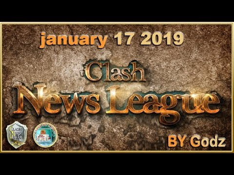 Trailer Clash News League