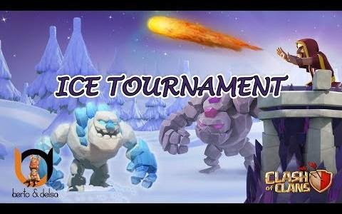 Parte l'Ice Tournament: il torneo organizzato dagli youtuber Berto&Delsa!