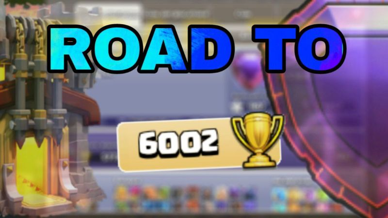 ULTIME 500 COPPE PER LE 6000! ROAD TO 6000! #3 Clash of clans