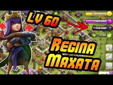 0 11 - Regina MAXATA in 1 MESE !!! Th12 - Clash of Clans