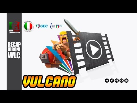 0 12 - Italy Top Clash WLC !! Girone VULCANO Pt. 2 - Clash of Clans