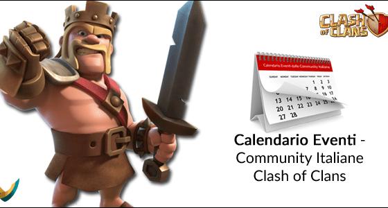 psd calendarioi - Calendario Eventi dalle Community Italiane di Clash of Clans [Gennaio-Febbraio 2019]