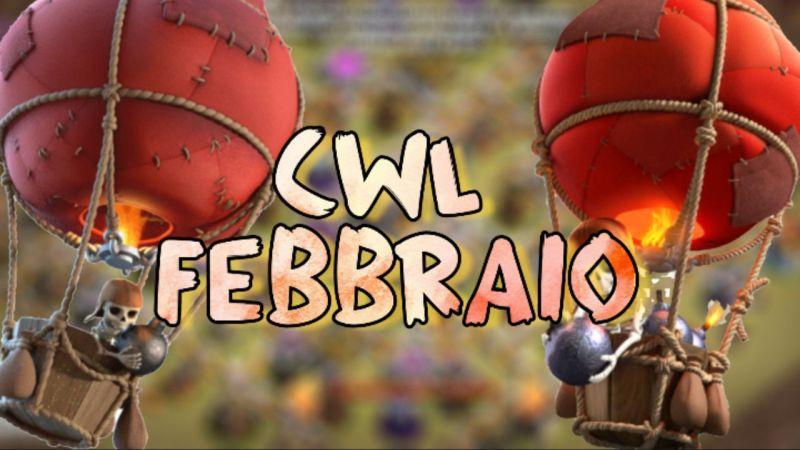 CWL FEBBRAIO! #1 Clash of clans