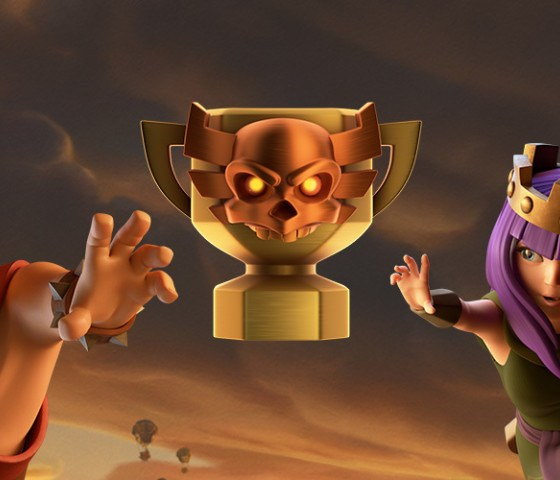 CWL Twitter Cover Photo - Sneak Peek #1: Clan War Leagues più grandi