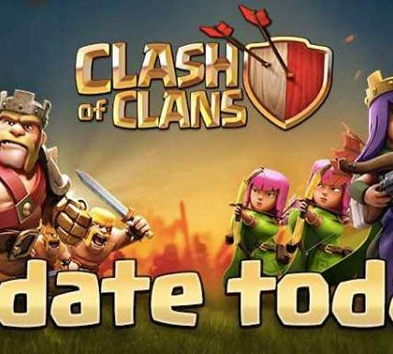 Clash of Clans down - Clash of Clans o Fornite?