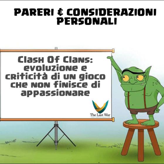miniatura lisetta - Clash of Clans: evoluzione e criticità di un gioco che non finisce di appassionare