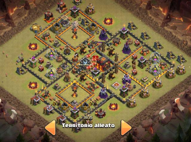photo 2019 03 07 22 34 32 - Layout Basi War per Th10 – Marzo 2019 | Clash of Clans