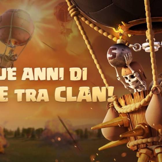 56549540 430605060816580 6533802338585411584 o - 5 anni di Clan War: Auguri, a noi guerrieri