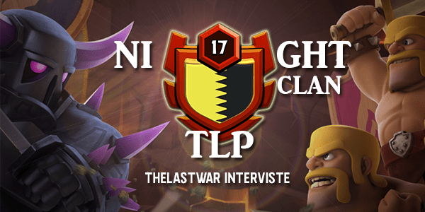 Il TLW intervista il NIGHT CLAN TLP: secondo clan war in Italia