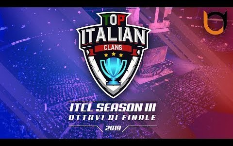 0 2 - 3° Torneo IT.C.L. [2019] | OTTAVI di FINALE | Clash of Clans [ITA]