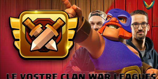 Le vostre Leghe di Guerra tra Clan | Edizione 1|Clash of Clans