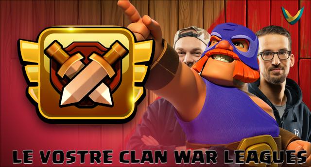 Le vostre Leghe 1024x552 - Le vostre Leghe di Guerra tra Clan | Edizione 1|Clash of Clans