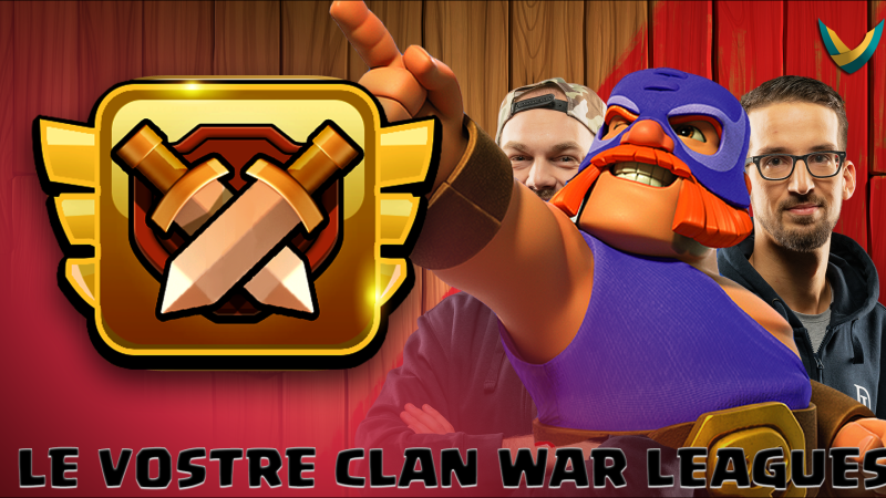 Le vostre Leghe di Guerra tra Clan   Edizione 1 Clash of Clans