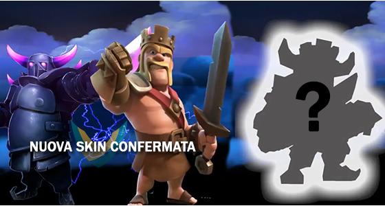skin pekka - Ecco la nuova Skin del Re P.E.K.K.A. su Clash of Clans