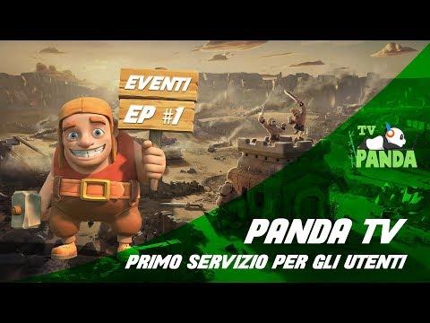 PandaTV – Eventi ep#1