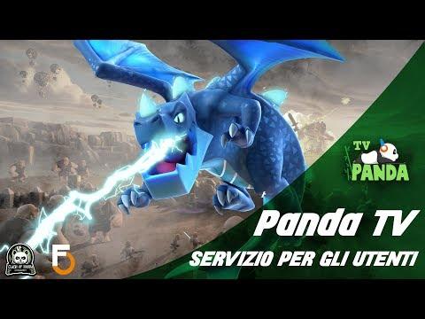 Nasce PandaTV – Introduzione PandaTV