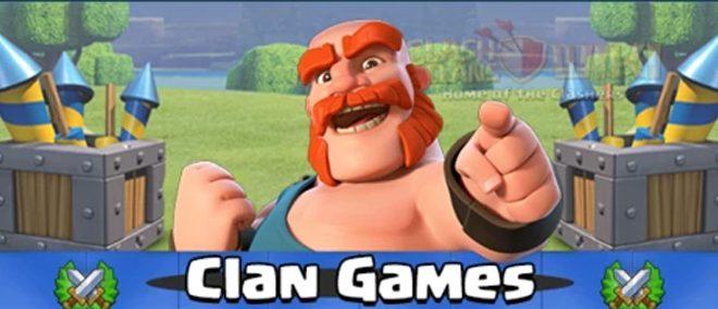 Giochi del Clan 22-28 Settembre: premi e dettagli