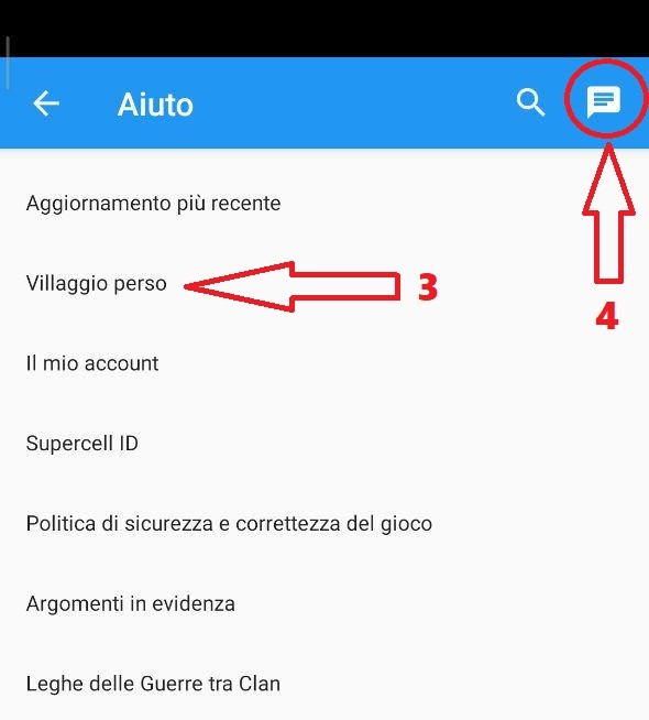 photo 2019 06 11 17 28 45 3 - Come recuperare l'account di Clash of Clans
