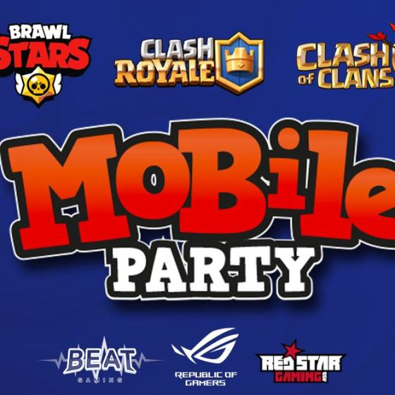 "mobile party - BEAT Gaming organizza il primo ""Mobile Party"" dei titoli Supercell"