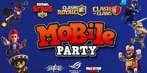 """BEAT Gaming organizza il primo """"Mobile Party"""" dei titoli Supercell"""