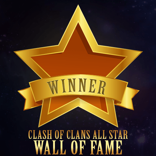 Clash of Clans All Star presenta : The Wall of Fame
