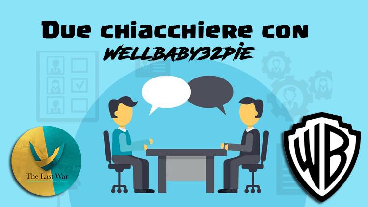 Due chiacchiere con Wellbaby32pie: consigli,pareri e riflessioni su Clash of Clans