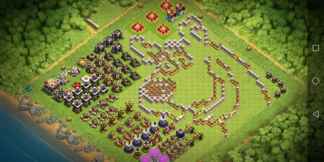 img 20190908 142753 1955441183838540072221 - Funny Layouts Cover Contest - Clash of Clans All Star