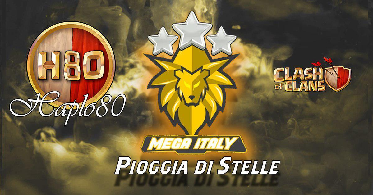 Clash of Clans ITA -E120- Pioggia di Stelle per i Mega Italy