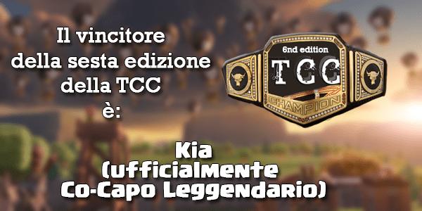 targa - TCC articolo finale: classifica, premi e considerazioni