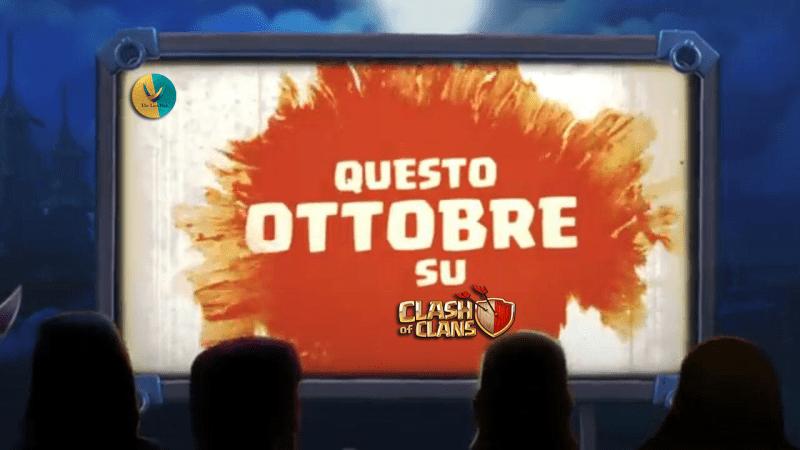 Aggiornamento Ottobre: Clash-O-Ween sempre più vicino