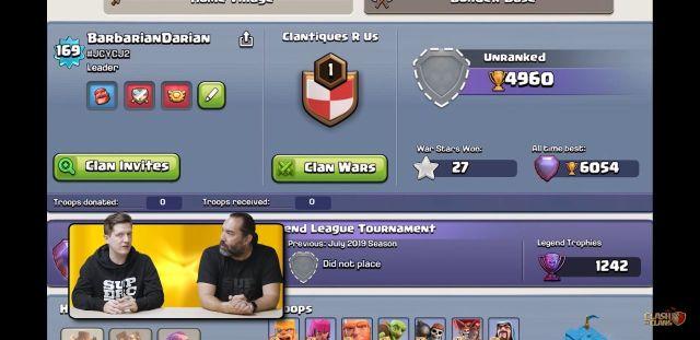 IMG 20191013 143519 875 - Sneak Peek: nuovo Reclutamento, Giochi del Clan e novità su Clash Of Clans