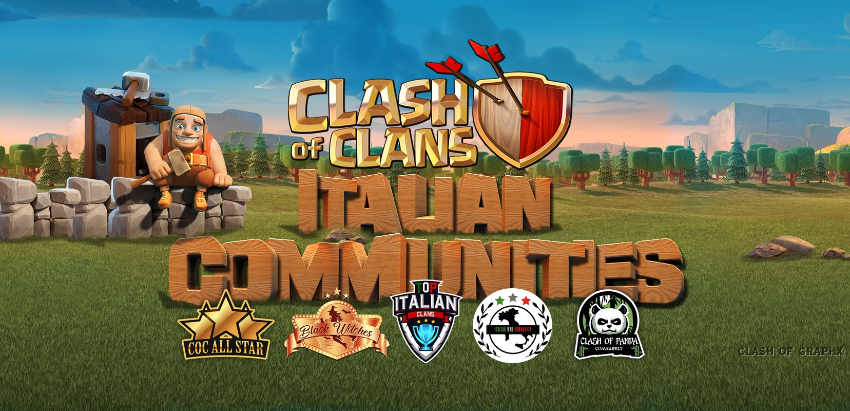 Eventi, Community e aggregazione: Clash of Clans Italian Communities
