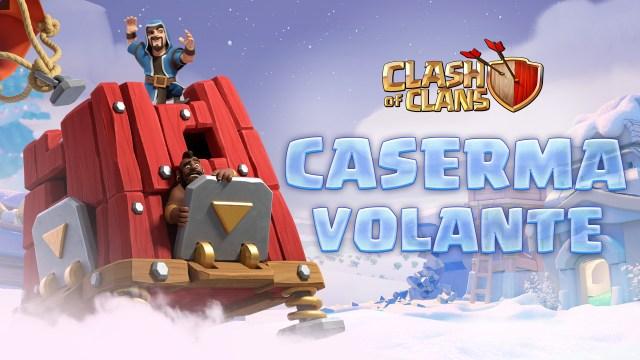 COC siegebarracks Thumbnail 1024x576 - Note di Rilascio - Tutte le novità in arrivo a Dicembre su Clash of Clans