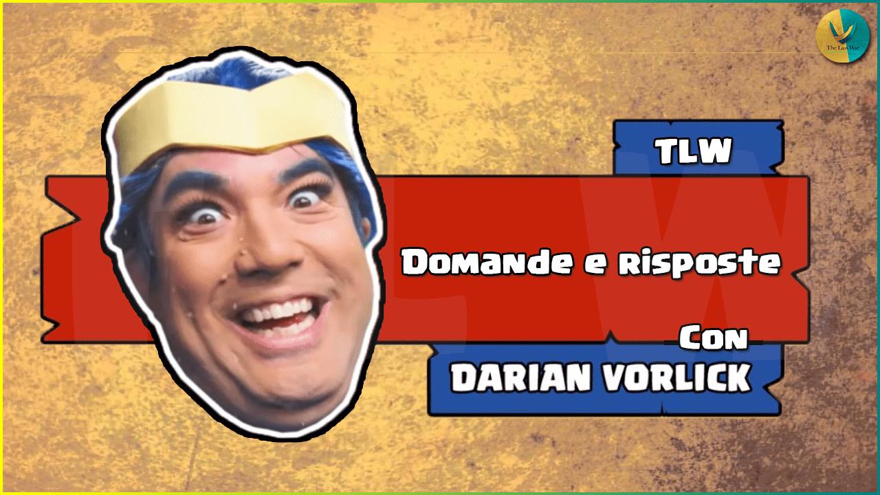 [REDDIT] Q&A con Darian: tra presente e prossimi contenuti in arrivo!