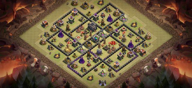 2 - Layout Basi War per Th9 – Gennaio 2020