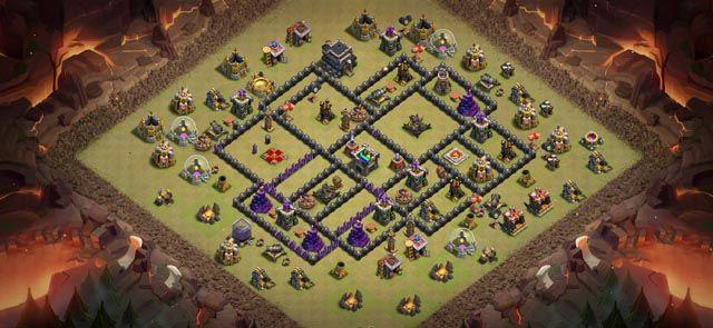 3 - Layout Basi War per Th9 – Gennaio 2020