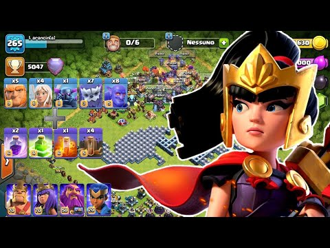 Clash of Clans PERFECT COMBO for Legend by arancin[a] and Zar Madleskij th13