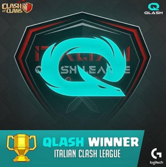 0 11 - QLASH si aggiudica il torneo ITCL 4 WAR LEAGUE